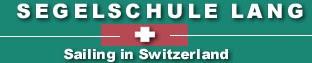 Segelschule Lang Banner