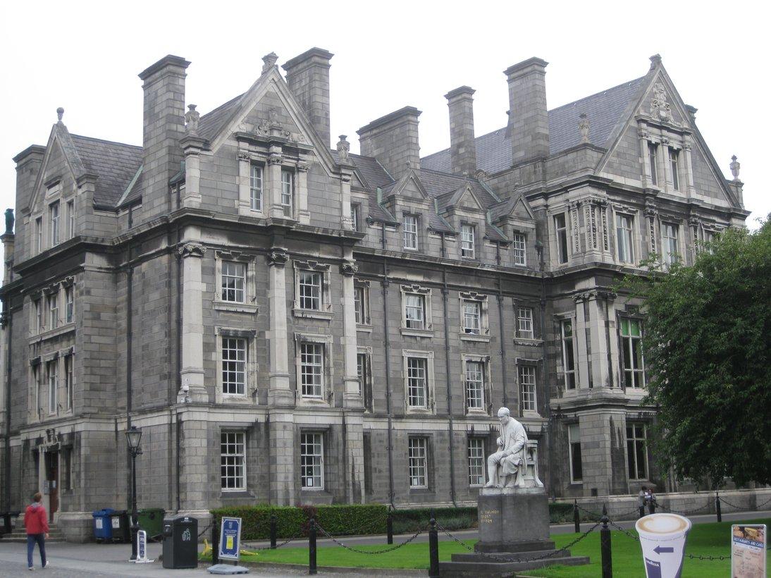 Gebäude auf dem Trinity College Komplex
