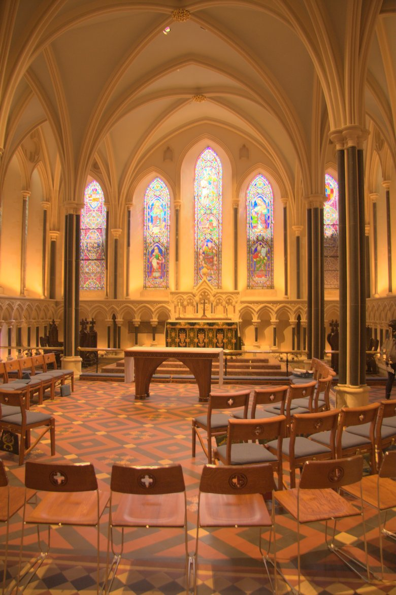 St. Patrick's Cathedrale