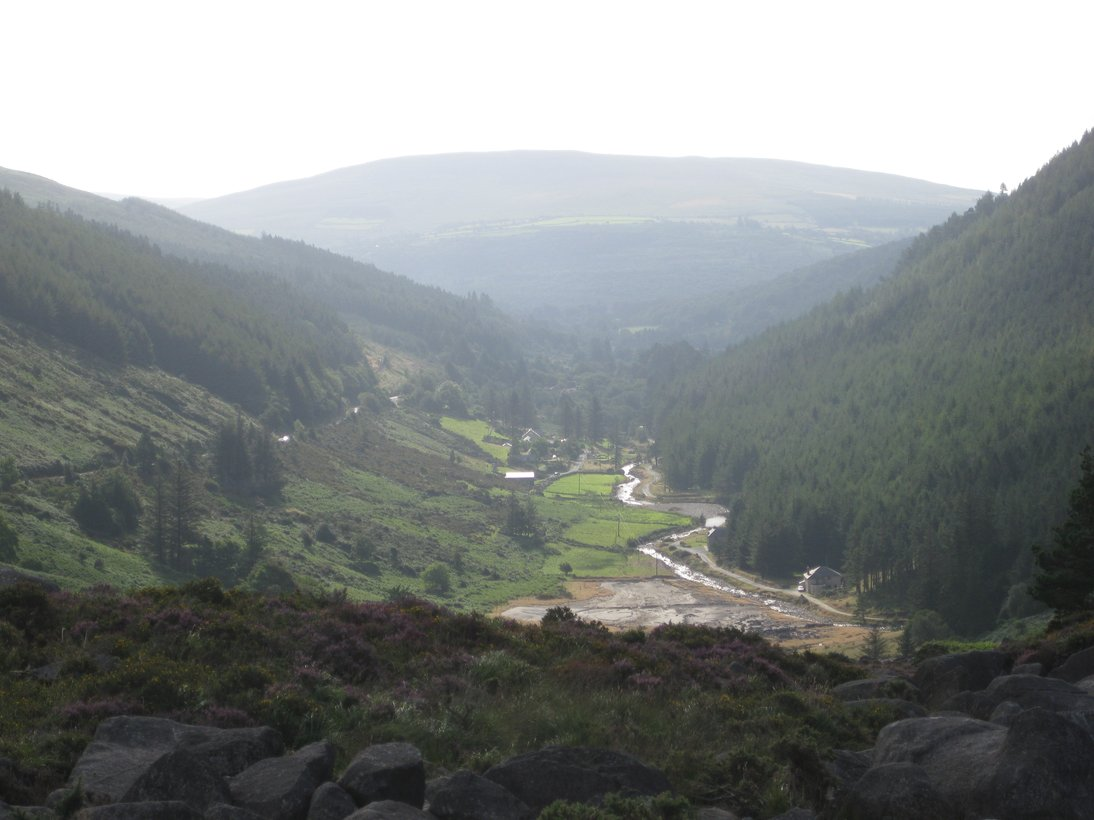 Wicklow Moutains, Irland