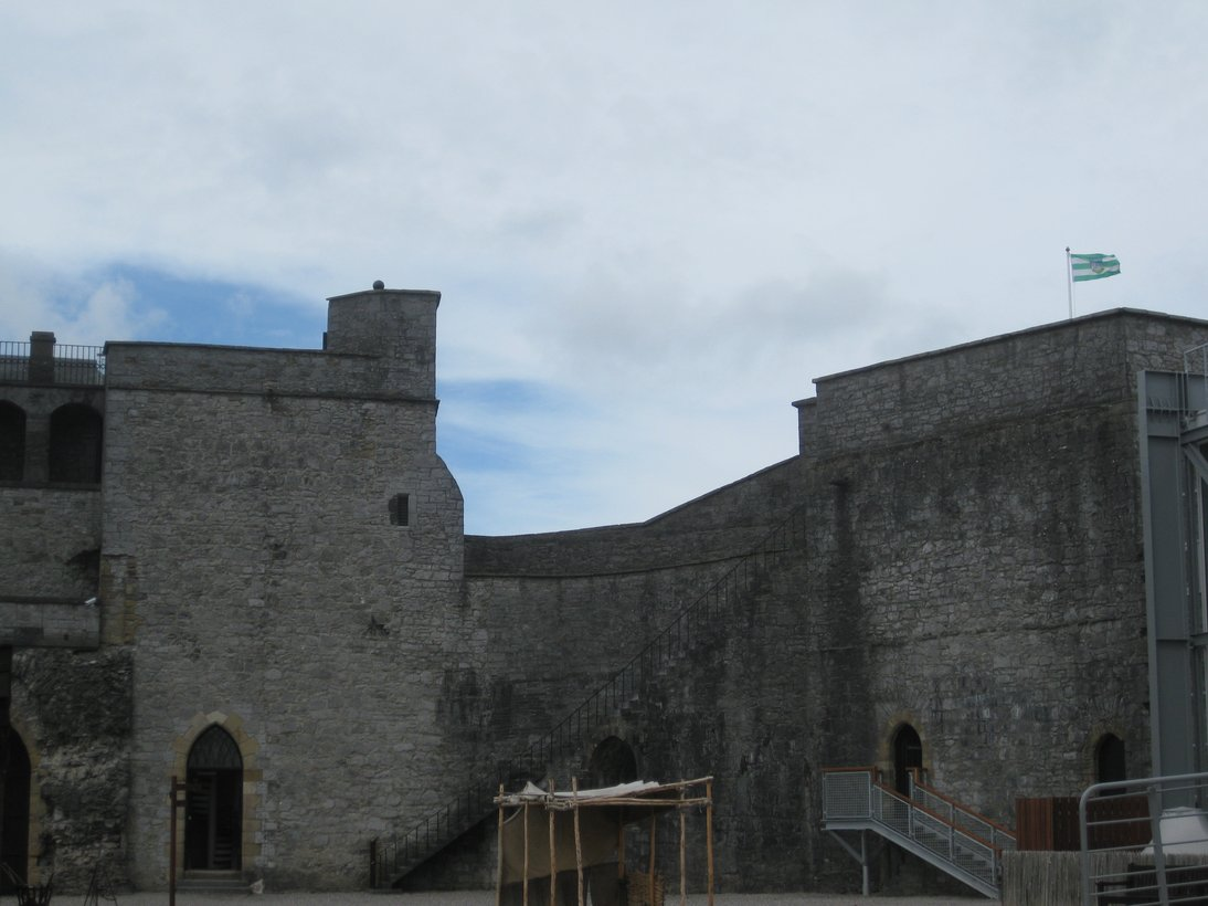 King John's Castle Museum, Limerick