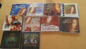 Celtic Woman Sammlung